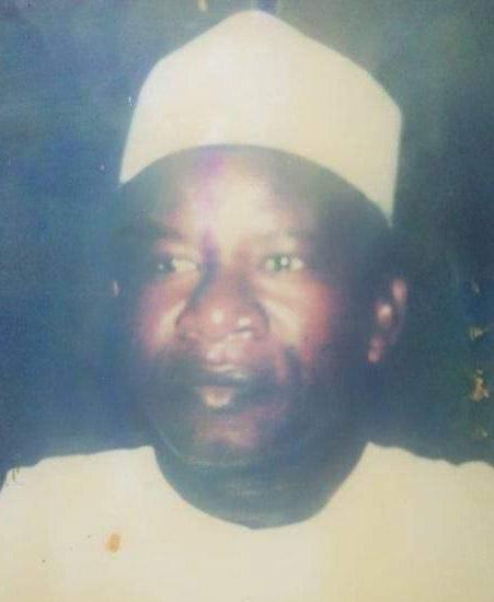 Hon Namdas consoles Ganye chiefdom over the death of Alhaji Ali