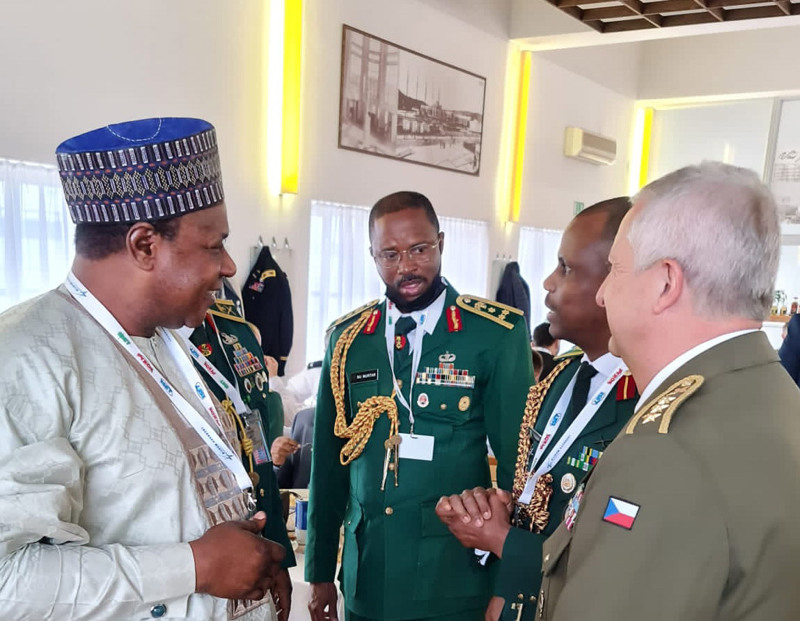 Security: Nig Military delegation visits Czech Republic to strengthen bilateral relations