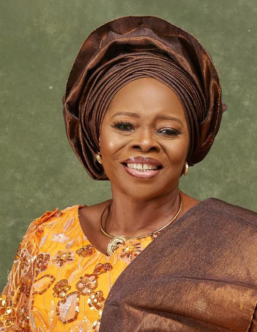 Beatrice:Female aspirant Emerges Chairman of Lagos State APC parallel Congress