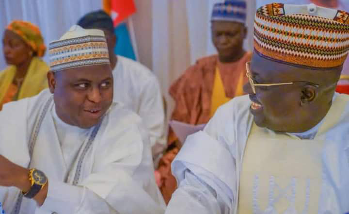 Adamawa APC State:Hon. Namdas Congratulates Bilal,On Successful Party Congress