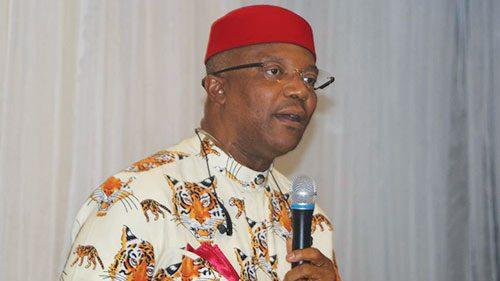 Anambra governorship: Drama as Dep Gov dumps APGA for APC