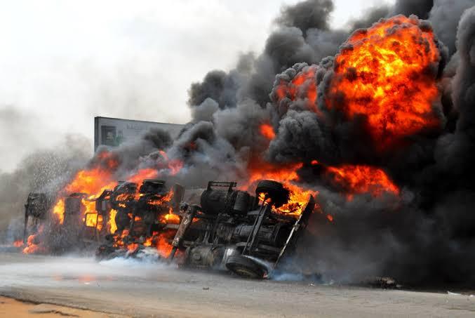 Petrol tanker explosion kills 5 in Adamawa