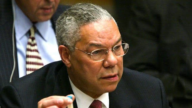 Colin Powell: Biden, others pay tributes, as Iraqis curse